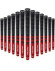 Kofull Standaard of Midsize Golf Grips Carbon garen Cord Golf Woods ijzers Grips Golf Clubs Pack van 13 …