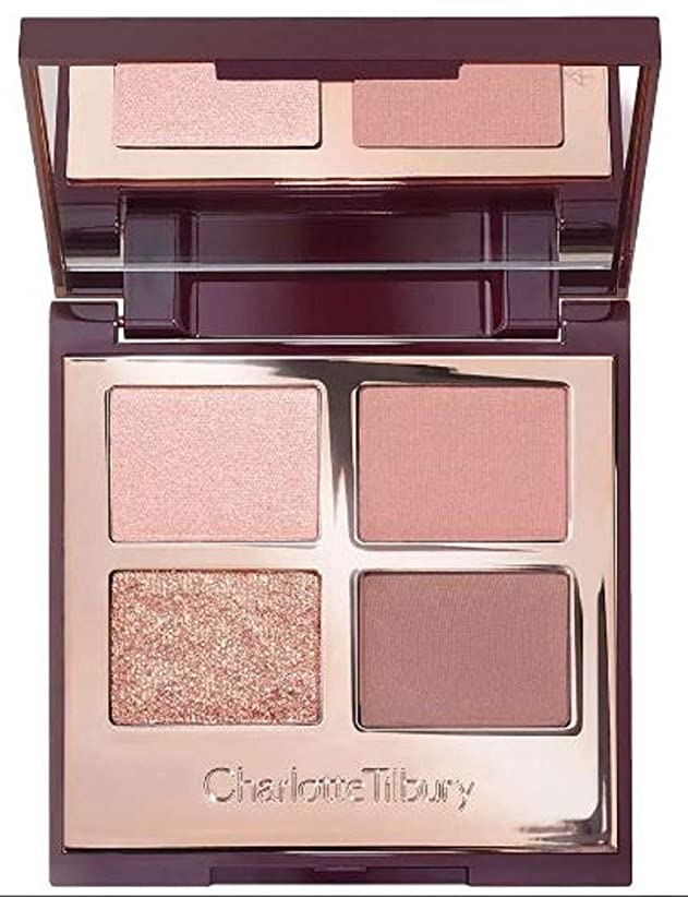肺炎八百屋観察Charlotte Tilbury Pillow Talk Eye shadow Luxury Palette シャーロットティルバリー