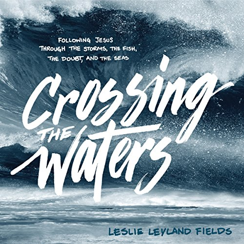 Crossing the Waters audiobook cover art