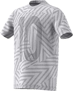 قميص رياضي للأولاد من Adidas YB M ICON JER (أكمام قصيرة)