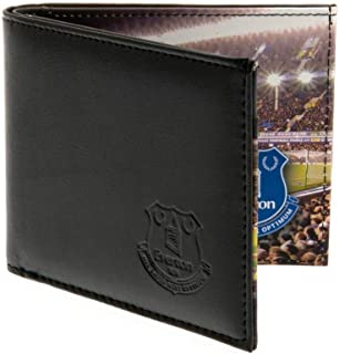 Everton FC Leather Panoramic Wallet
