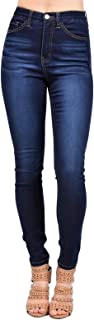 Women's Super High Rise Super Skinny Jeans - Basic - KC5002
