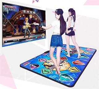 ee015b71358a HD Estera Baile Doble TV Computadora Doble Uso Espesar Perder Peso/Yoga /  Juego Somatosensorial