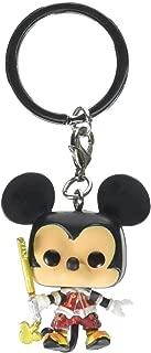 Funko Pop Keychain: Kingdom Hearts Mickey Toy Figures