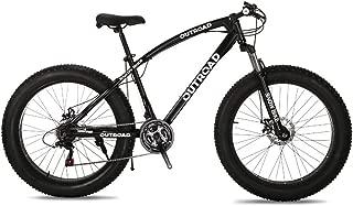 24 fat tire mountain bike