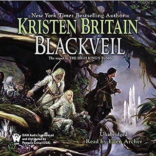 Page de couverture de Blackveil