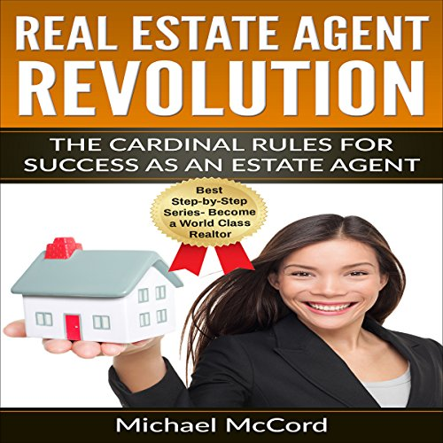 Real Estate Agent Revolution  By  cover art