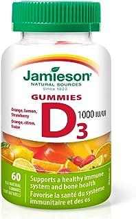 JAMIESON VITAMINA D3 GUMMIES 60 CARAMELLE