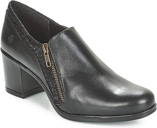 BETTY LONDON Joaquina Botines Low Stiefel damenes schwarz Low Stiefel
