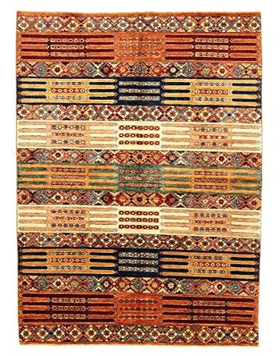 Nain Trading Arijana Shaal 230x170 Orientteppich Teppich Rot Handgeknüpft Pakistan