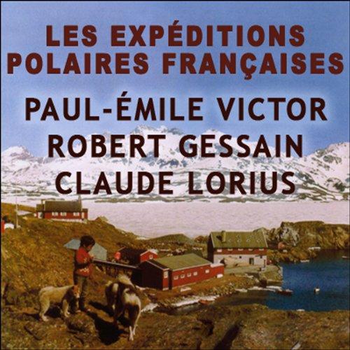 Les expéditions polaires françaises  audiobook cover art