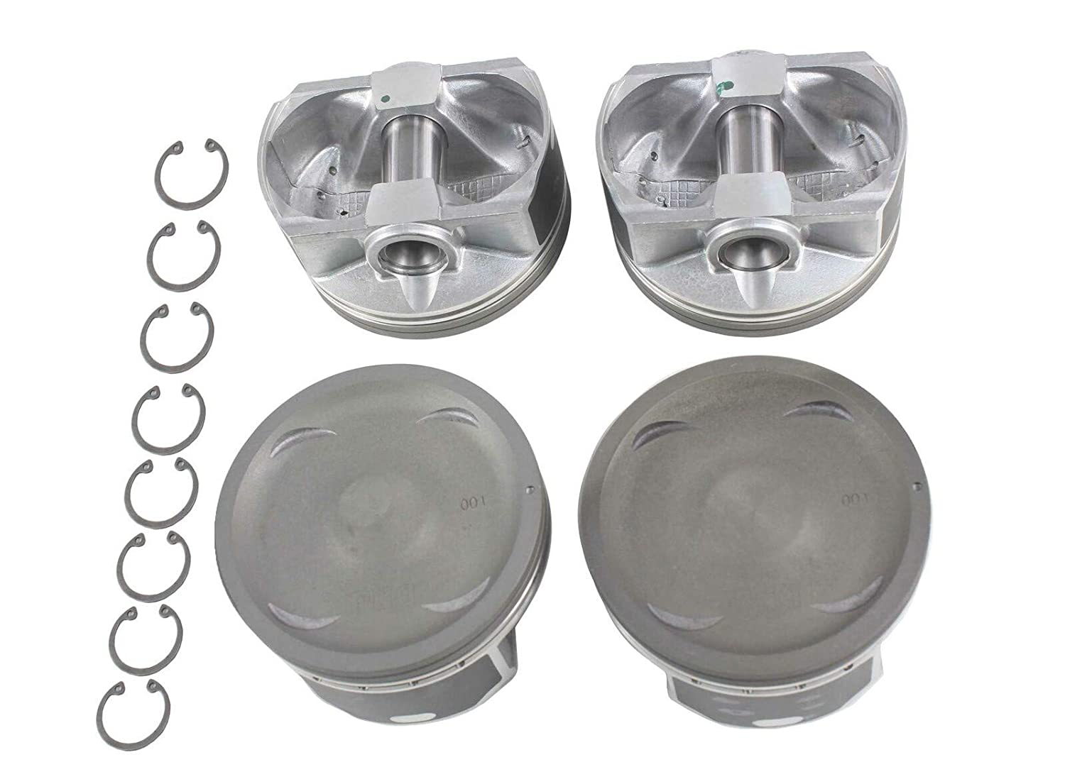 1 Set of P720A.20 Oversize 06-1 Piston with Compatible Complete Limited price Cheap mail order shopping sale