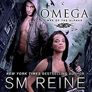 Omega: An Urban Fantasy Novel cover art