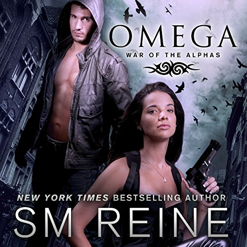 Omega: An Urban Fantasy Novel audiobook cover art