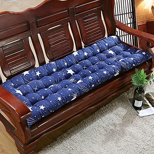 QIQIQ Dicke Möbel Sofa Kissen Garten Terrasse Liegekissen Sitzkissen für Gartenschaukel Gartenmöbel Terrasse Rasen