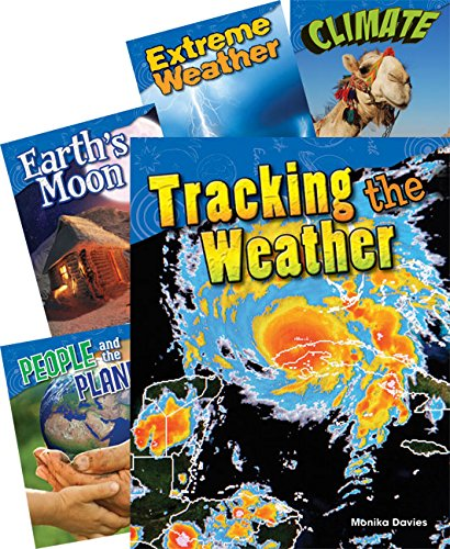 Compare Textbook Prices for Teacher Created Materials - Science Readers: Content and Literacy: Earth and Space Science - 5 Book Set - Grade 3 - Guided Reading Level O - R 1 Edition ISBN 9781493839070 by Christina Hill;Monika Davies;Torrey Maloof