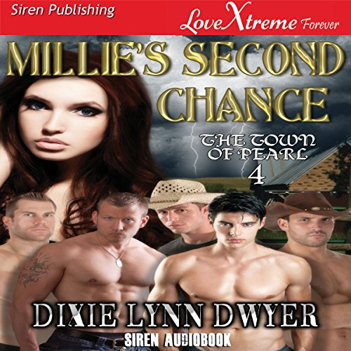 Millie's Second Chance cover art