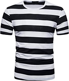 Best blue and white hooped t shirt Reviews