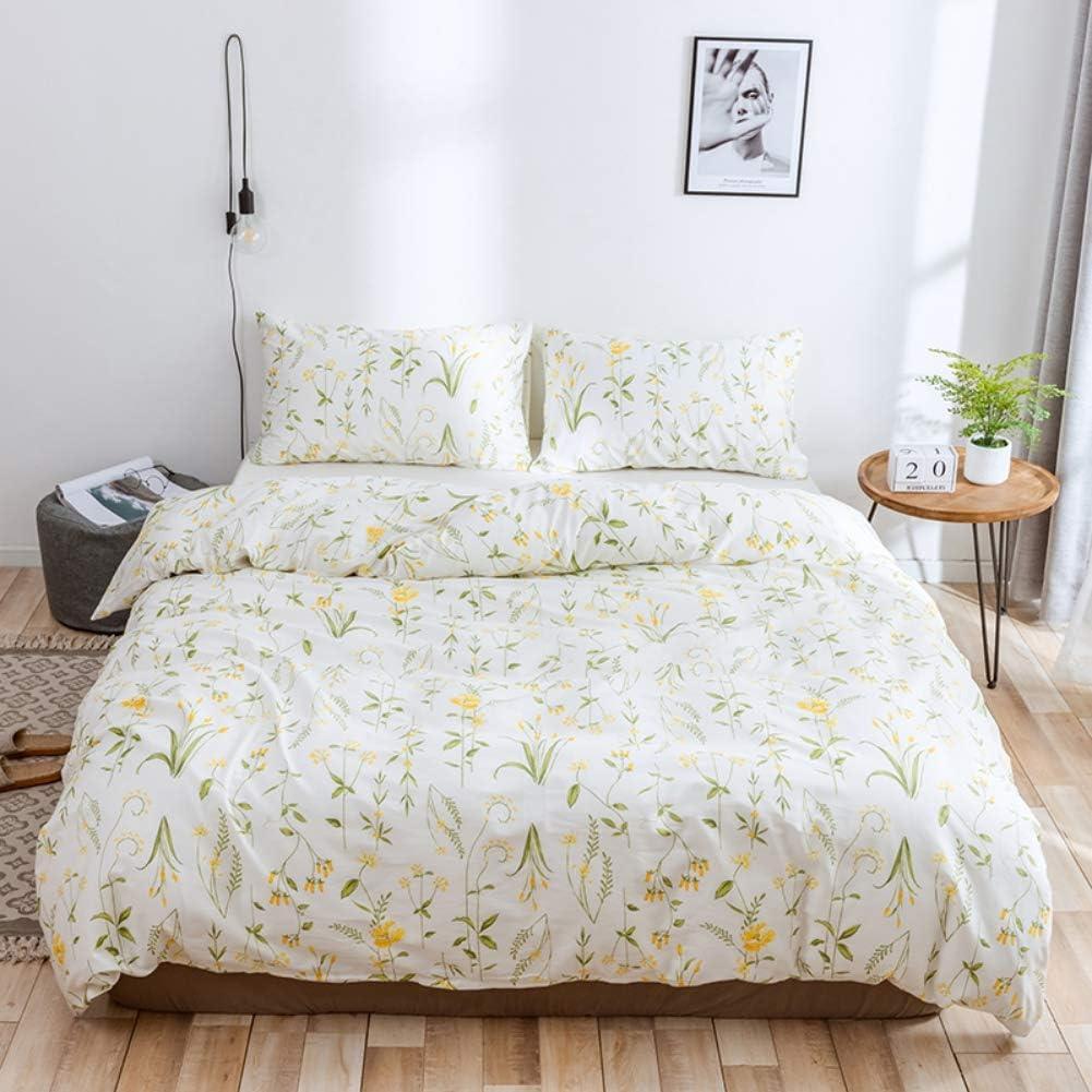 Botanical supreme Comforter Cover Set 100% Fabric Cotton Soft with Houston Mall Micr