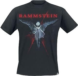 Ramm Stein Symbol Great Men's Printed Rammst Camouflage T-Shirt t Shirt