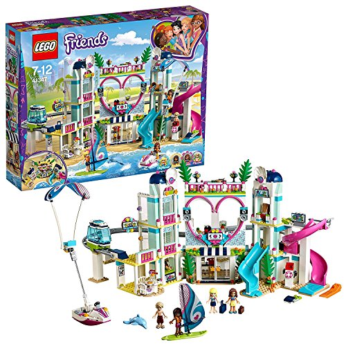 Lego Friends Heartlake City Resort 41347 (1017 Piece)
