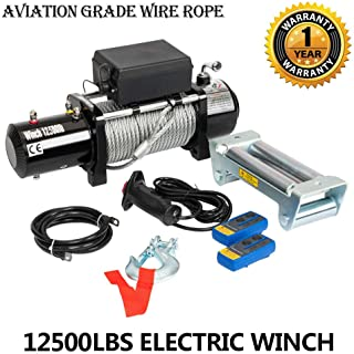 Best electric boat winch wireless remote Reviews