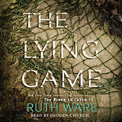 The Lying Game Audiobook By Ruth Ware cover art