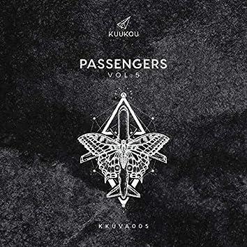 Passengers, Vol. 5: Antistatic