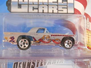 Hotwheels Connect Cars: Collect All 50 States #2 of 50 Pennsylvania '57 Thunderbird