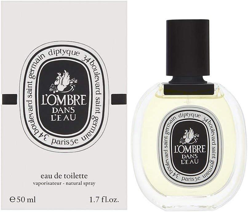 L'Ombre Dans L'Eau Diptyque - perfumes for women- Eau de Toilette, 100ml