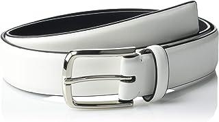 Calvin Klein Men's Pressed Edge Dress Belt