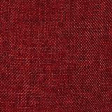 Ben Textiles Vintage Poly Burlap, Yard, Burgundy