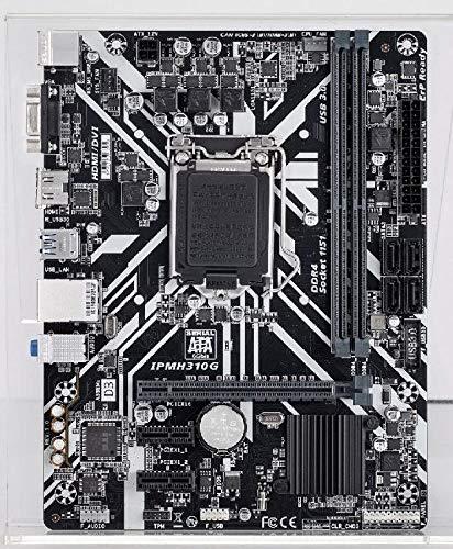 PLACA-MÃE MICRO ATX PCWARE INTEL IPMH310G - LGA 1151-8ª E 9ª GERAÇÃO VGA/HDMI/USB 3.0