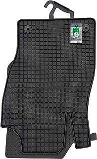 PETEX Gummimatten passend für Corsa D ab 10/2006 11/2014 Fußmatten schwarz 4 teilig