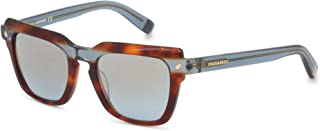 Dsquared2 Women's DQ0285 Sunglasses Brown
