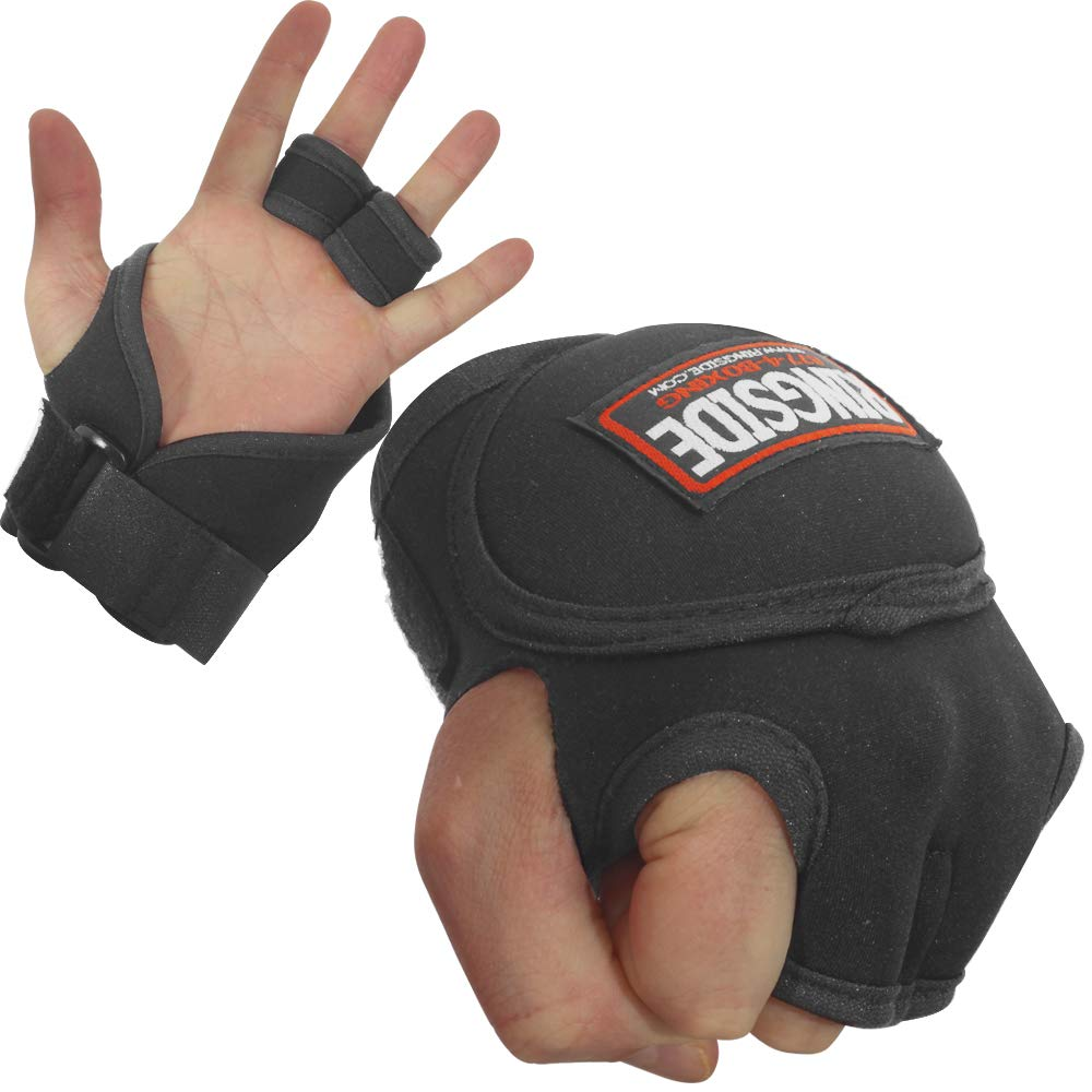Ringside Aerobic Weighted Gloves 4 Pound