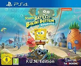 Spongebob Squarepants: Battle for Bikini Bottom - Rehydrated - F.U.N. Edition - Collector's - PlayStation 4