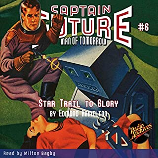 Captain Future: Star Trail to Glory cover art