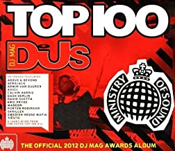 Ministry of Sound: DJ Mag Top 100 Djs by VARIOUS ARTISTS (2013-05-04)