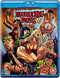 Bloodsucking Freaks (1976) is available on Blu-ray (Region B) from Amazon.co.uk