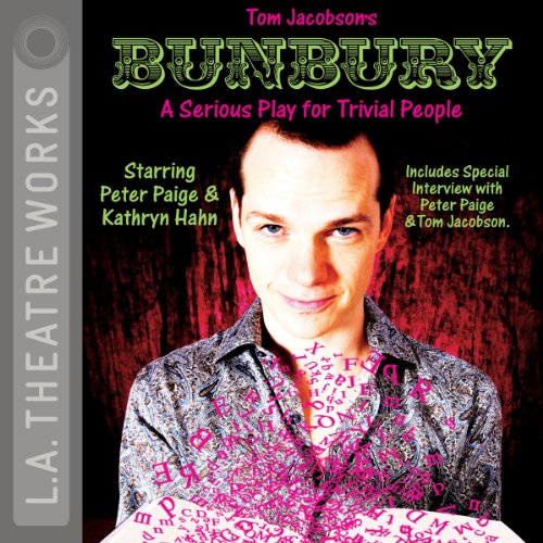 Bunbury audiobook cover art