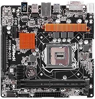 Asrock H110M-DGS - Placa Base (1151 H110M-DGS Micro ATX)