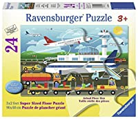 Ravensburger 05546 Preparing to Fly Floor Puzzles [並行輸入品]
