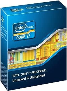 Intel Core i7-3930K Hexa-Core Processor 3.2 Ghz 12 MB Cache LGA 2011 - BX80619I73930K (Renewed)