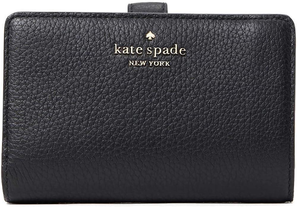 Kate Fashionable Spade New York Jackson Leila leather online shopping Medium Pebbled Bifold