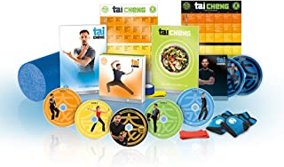 Tai Cheng DVD Workout with Advanced Balance Deluxe Kit