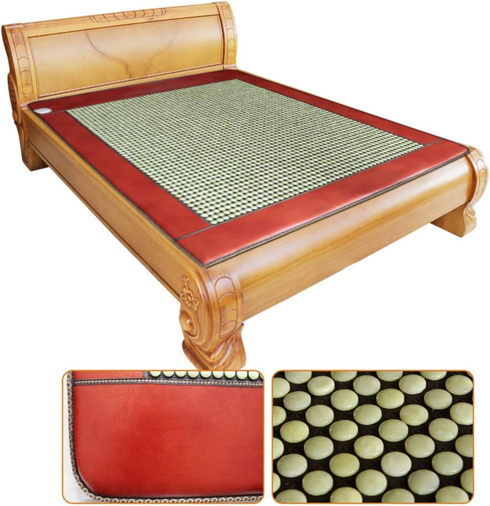 HPS Performance 35% OFF Natural Jade Infrared Pad Mat High quality Sizes 5 Heating