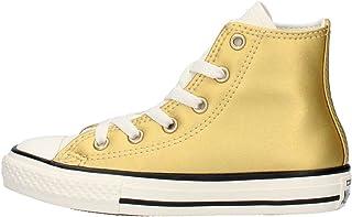 Amazon.it: Scarpe Converse All Star Hi Gold