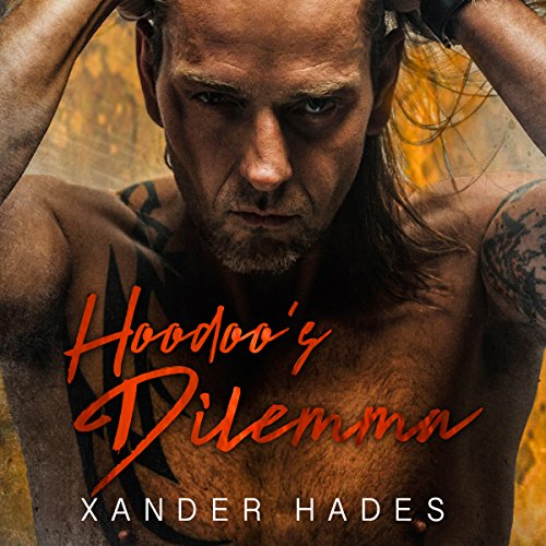 Hoodoo's Dilemma audiobook cover art