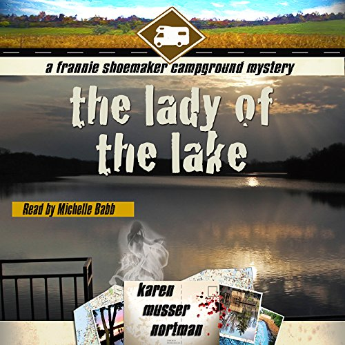 The Lady of the Lake audiobook cover art